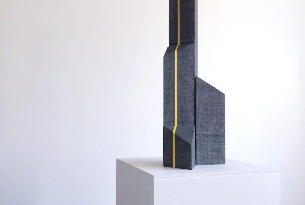 'Standing stones' sculpture