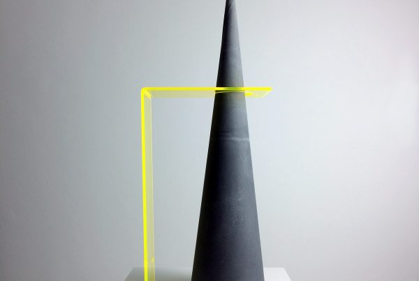 'Singularity' Abstract Sculpture