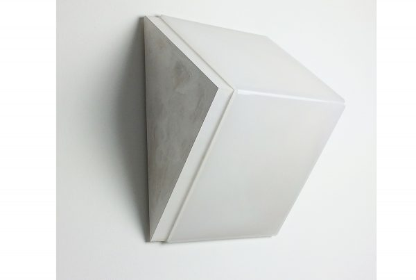 'No.1' Fragment sculpture