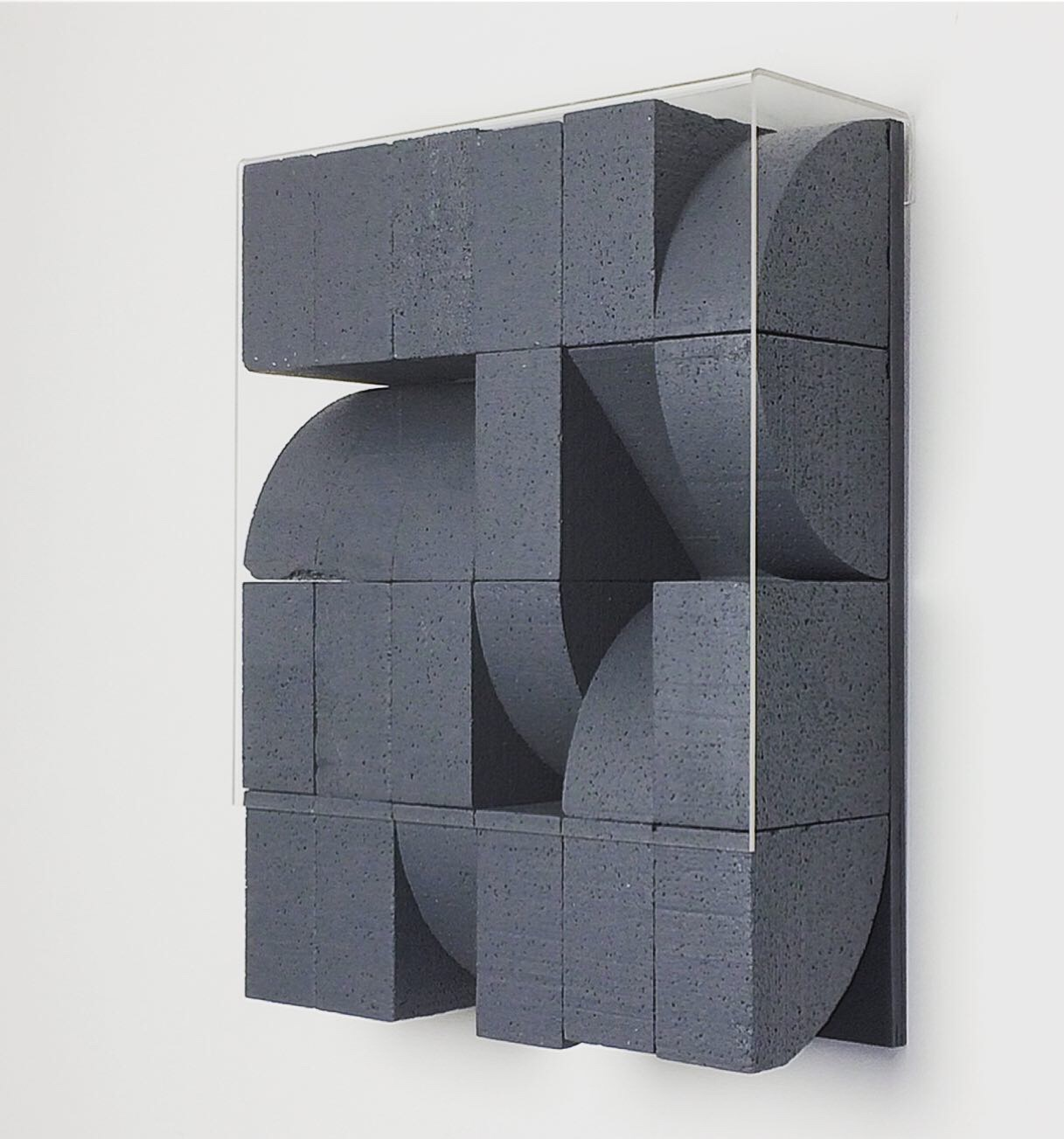 six by four sculpture