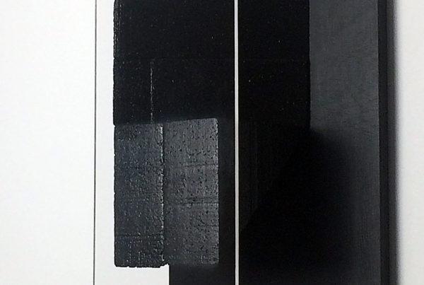 Fragment no.7 sculpture
